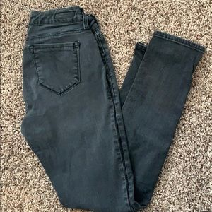 Mavi Black wash jeans